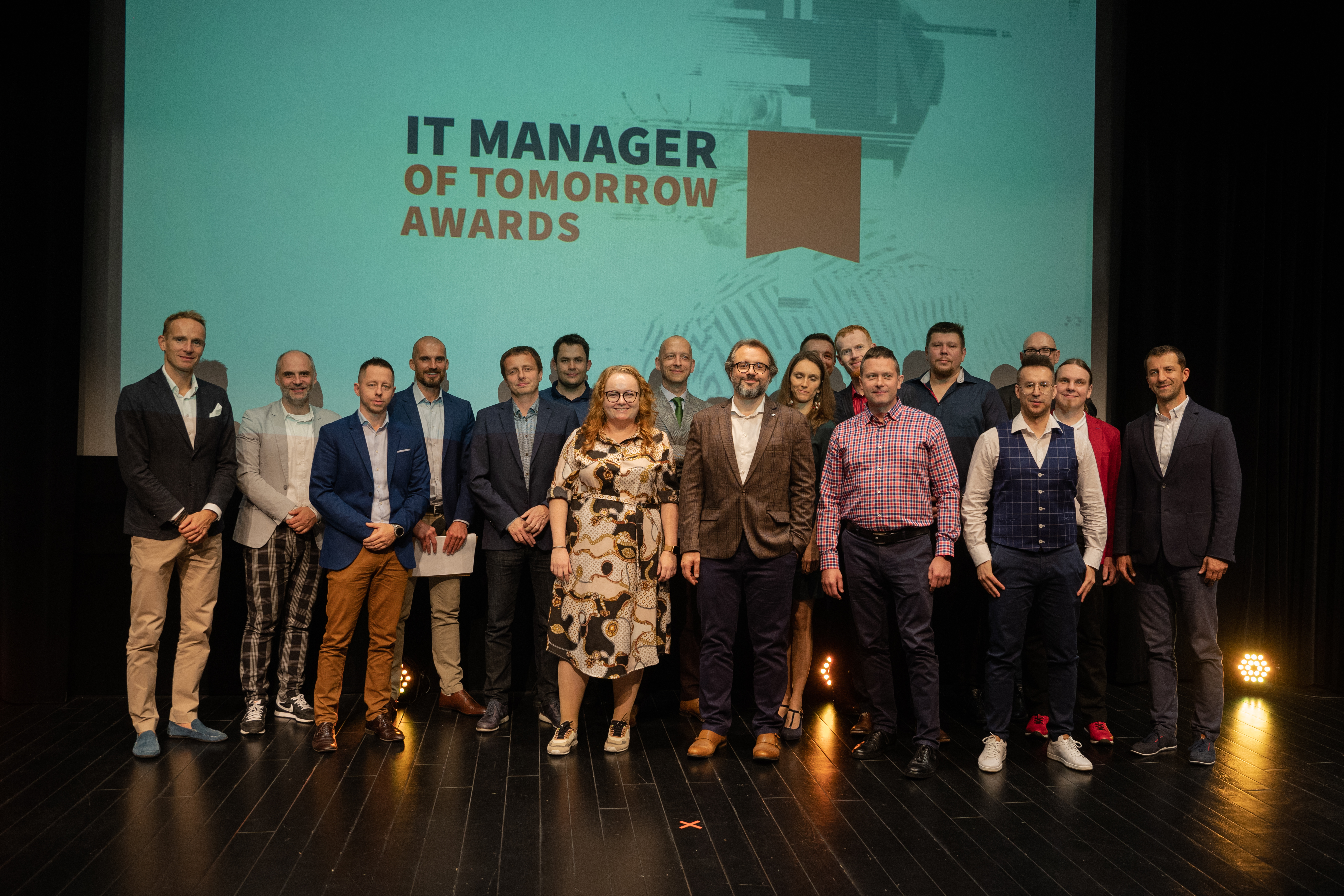 Finał konkursu IT Manager of Tomorrow Awards 2021
